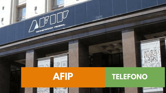 AFIP Teléfonos